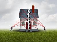 Divorce : qu'arrive-t-il à mon crédit immobilier ?